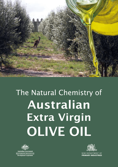 The Natural Chemistry of Australian Extra Virgin Olive Oil (English Version) - image