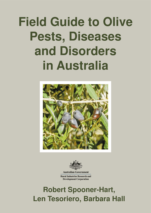Field Guide to Olive Pests, Diseases and Disorders in Australia - image