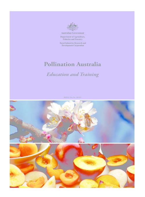 Pollination Australia - Education and Training - image
