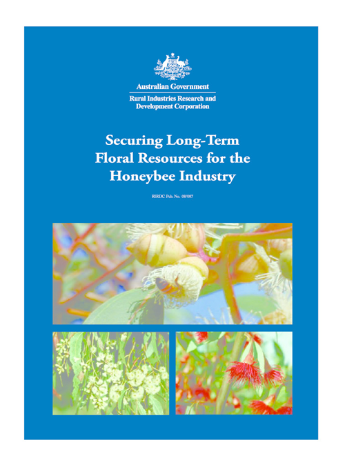 Securing Long-Term Floral Resources for the Honeybee Industry - image