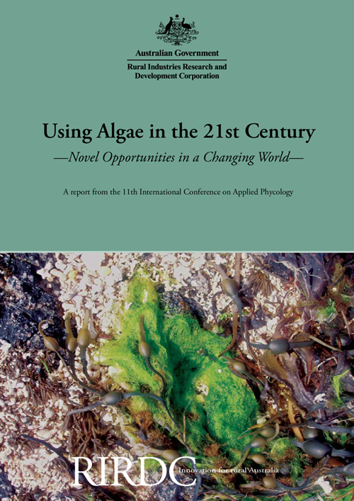 Using Algae in the 21st Century - novel opportunities in a changing world.  A report from the 11th International Conference on A - image