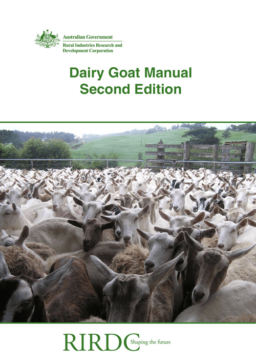 Dairy Goat Manual - Second edition - image