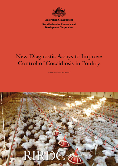 New Diagnostic Assays to Improve Control of Coccidiosis in Poultry - image