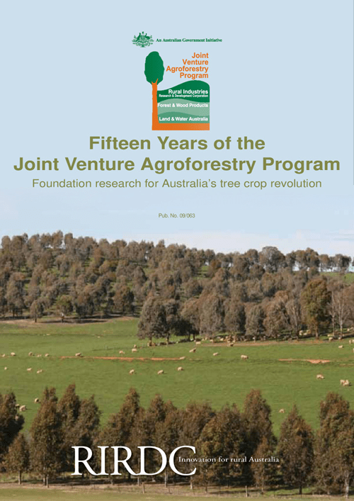 15 Years of the Joint Venture Agroforestry Program - image