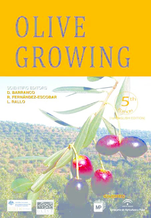Olive Growing - image
