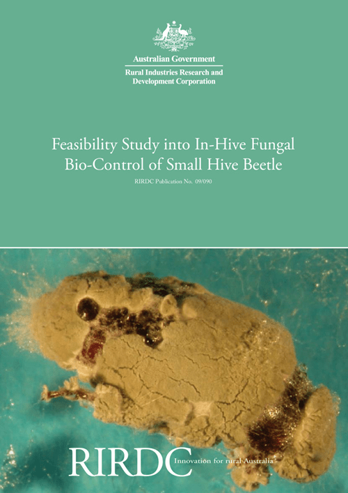 Feasibility Study into In-Hive Fungal Bio-Control of Small Hive Beetle - image
