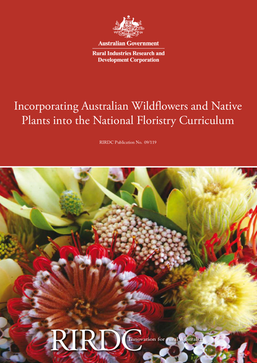 Incorporating Australian Wildflowers and Native Plants into the National Floristry Curriculum - image