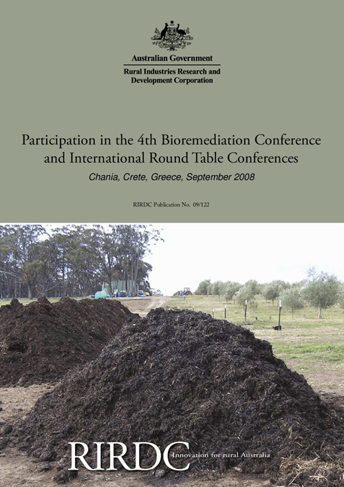 4th Bioremediation Conference and International Round Table Conference - image