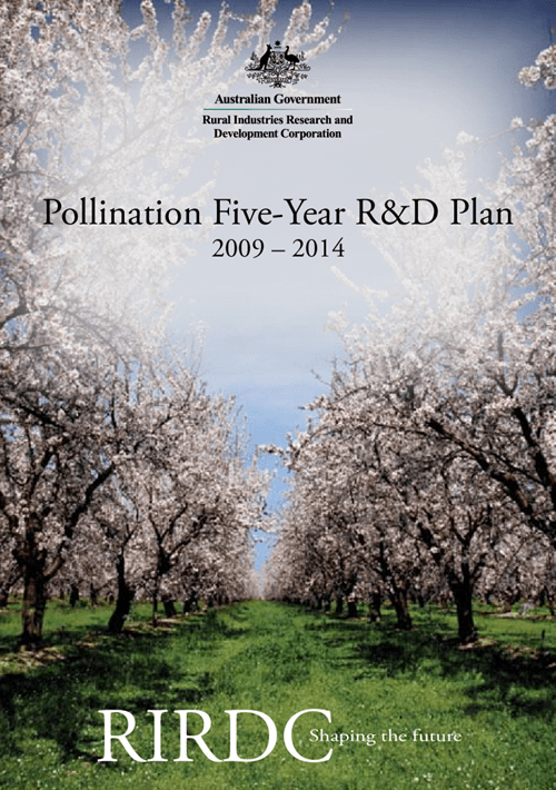 Pollination Five-Year R&D Plan 2009-2014 - image