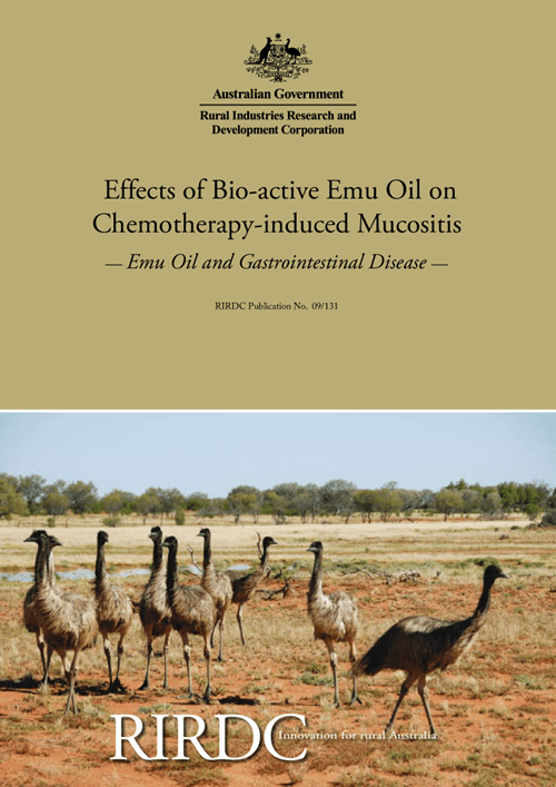 Effects of Bio-active Emu Oil on Chemotherapy-induced Mucositis - image