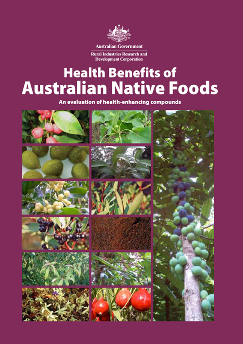 Health Benefits of Australian Native Foods - An evaluation of health-enhancing compounds - image