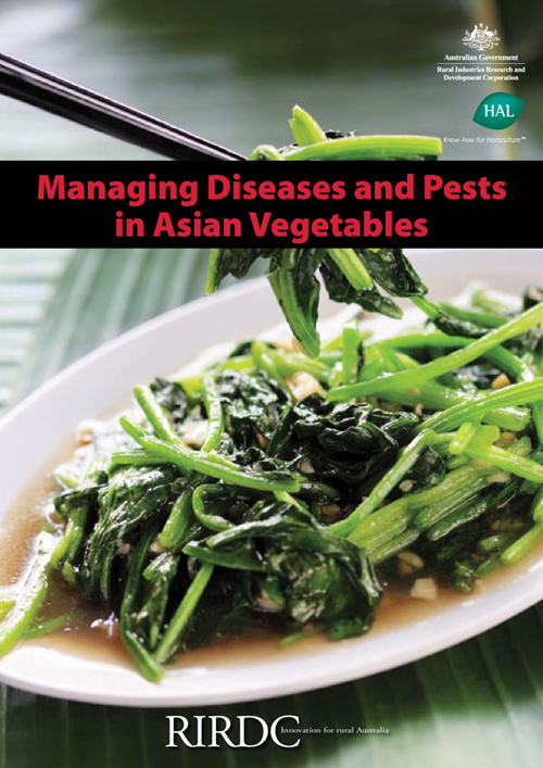 Managing  Diseases and Pests in Asian Vegetables - image