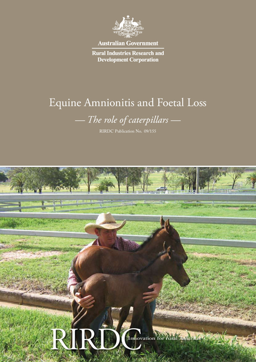 Equine Amnionitis and Foetal Loss: The role of caterpillars - image