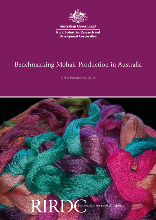 Benchmarking Mohair Production in Australia - image