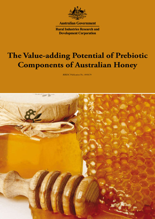The Value-adding Potential of Prebiotic Components of Australian Honey - image