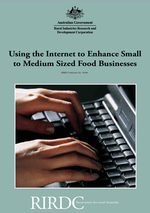 Using the Internet to Enhance Small to Medium Sized Food Businesses - image