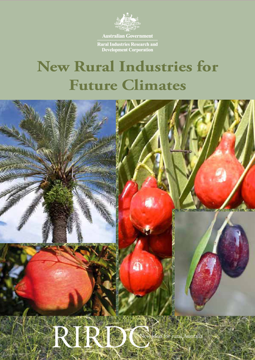 New Rural Industries for Future Climates - image