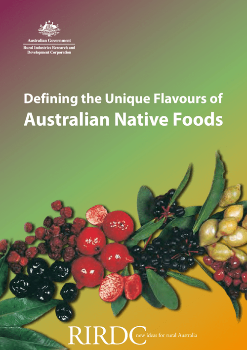 Defining the Unique Flavours of Australian Native Foods - image