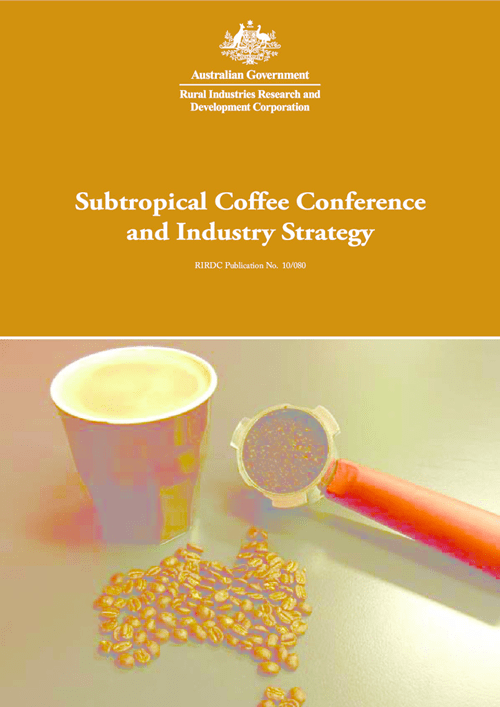 Subtropical Coffee Conference and Industry Strategy - image