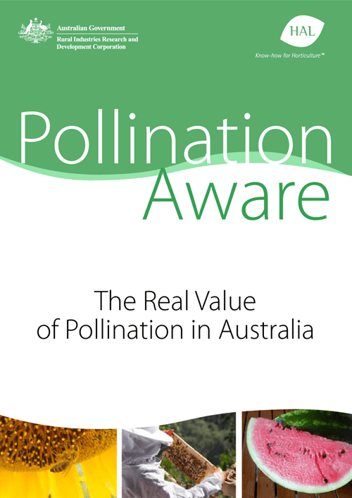 Pollination Aware –The Real Value of Pollination in Australia - image