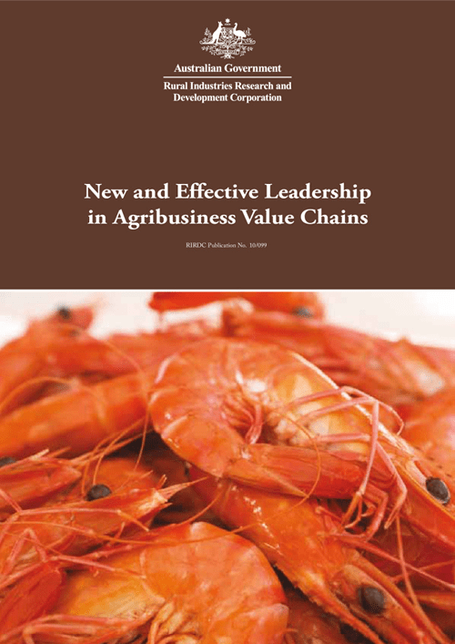 New and Effective Leadership in Agribusiness Value Chains - image