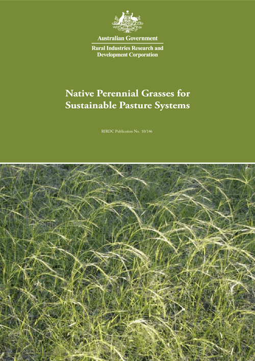 Native Perennial Grasses for Sustainable Pasture Systems - image