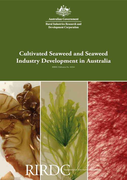 Cultivated Seaweed and Seaweed Industry Development in Australia - image