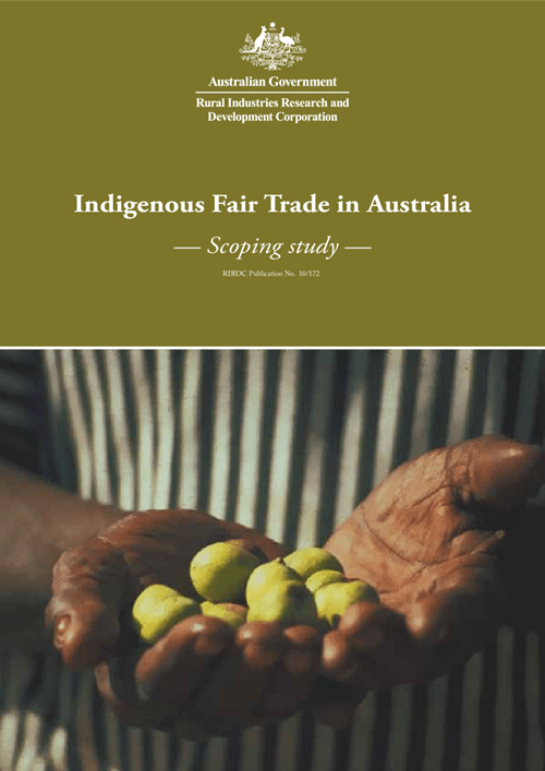 Indigenous Fair Trade in Australia: Scoping study - image