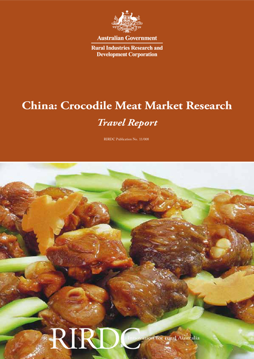 China: Crocodile Meat Market Research - image