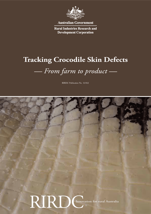 Tracking Crocodile Skin Defects: From farm to product - image
