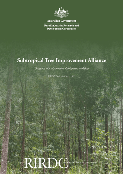 Subtropical Tree Improvement Alliance - image