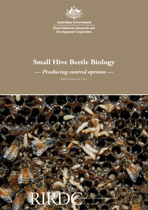 Small Hive Beetle Biology – Producing control options - image