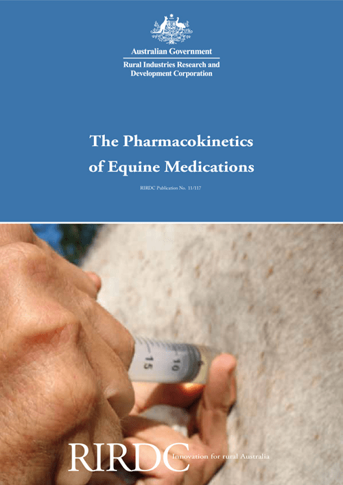 The Pharmacokinetics of Equine Medications - image