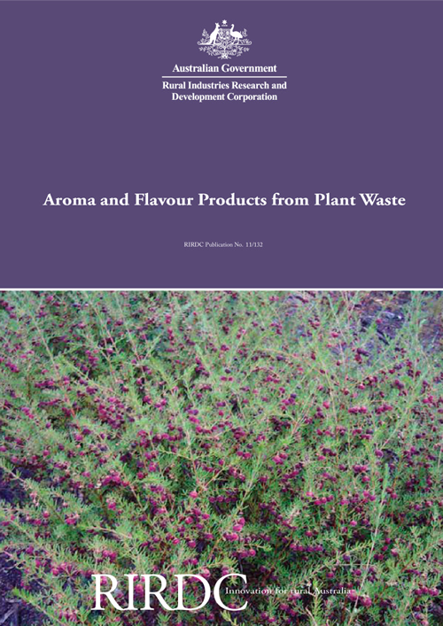 Aroma and Flavour Products from Plant Waste - image