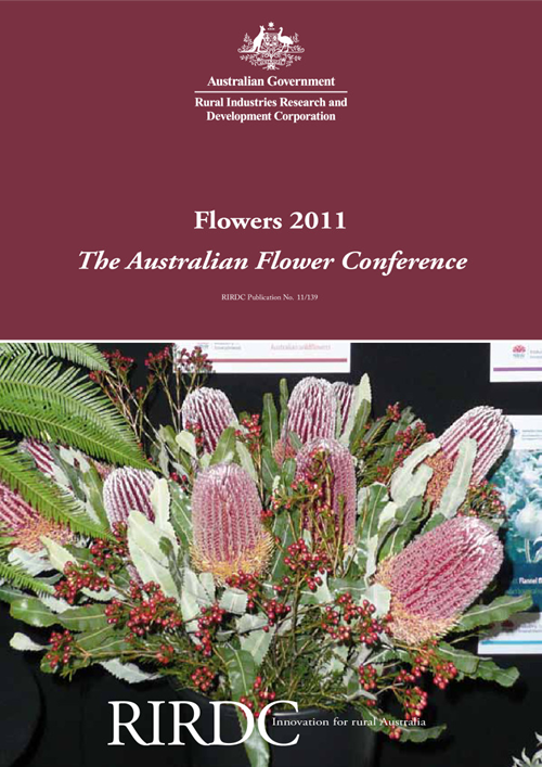 Flowers 2011 – The Australian Flower Conference - image