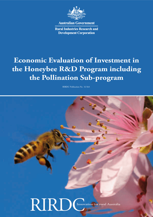 Economic Evaluation of Investment in the Honeybee R&D Program including the Pollination Sub-program - image