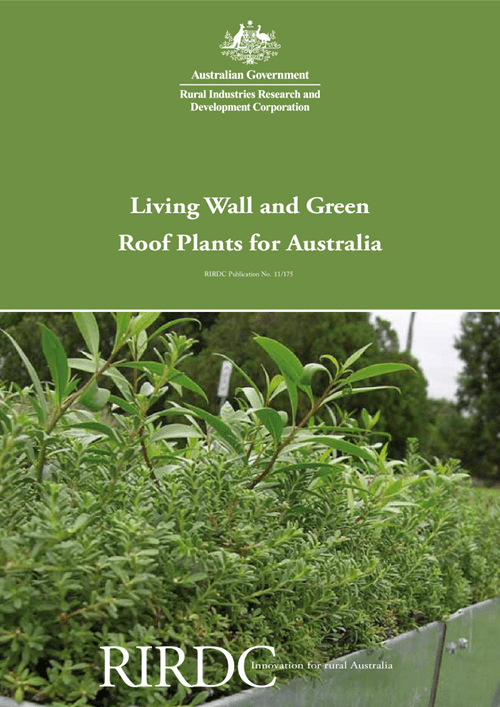 Living Wall and Green Roof Plants for Australia - image