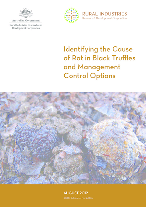 Identifying the Cause of Rot in Black Truffles and Management Control Options - image