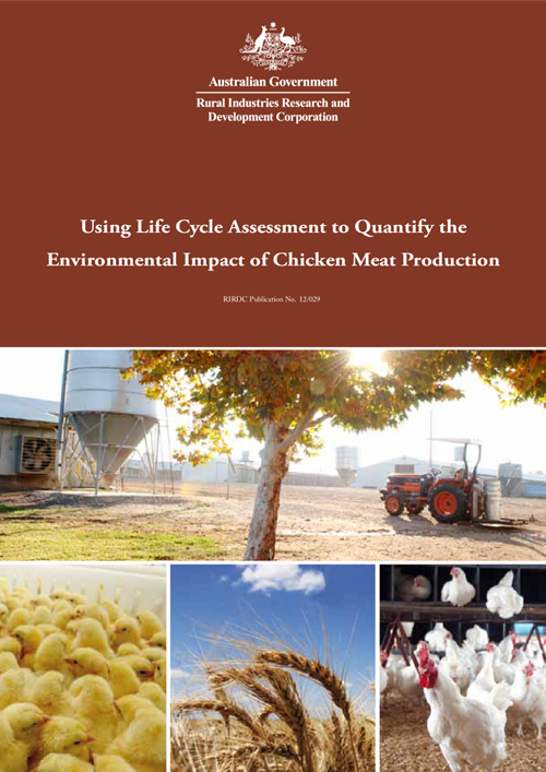 Using Life Cycle Assessment to Quantify the Environmental Impact of Chicken Meat Production - image