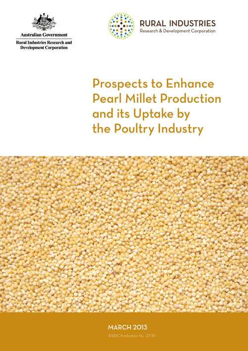 Prospects to Enhance Pearl Millet Production and its Uptake by the Poultry Industry - image
