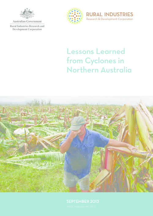 Lessons Learned from Cyclones in Northern Australia - image