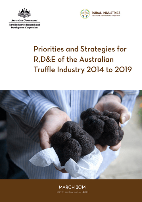 Priorities and Strategies for R,D&E of the Australian Truffle Industry 2014 to 2019 - image