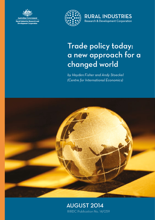 Trade Policy Today: A New Approach for a Changed World - image