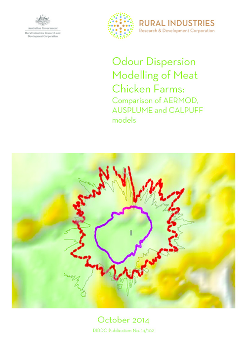 Odour Dispersion Modelling of Meat Chicken Farms - image