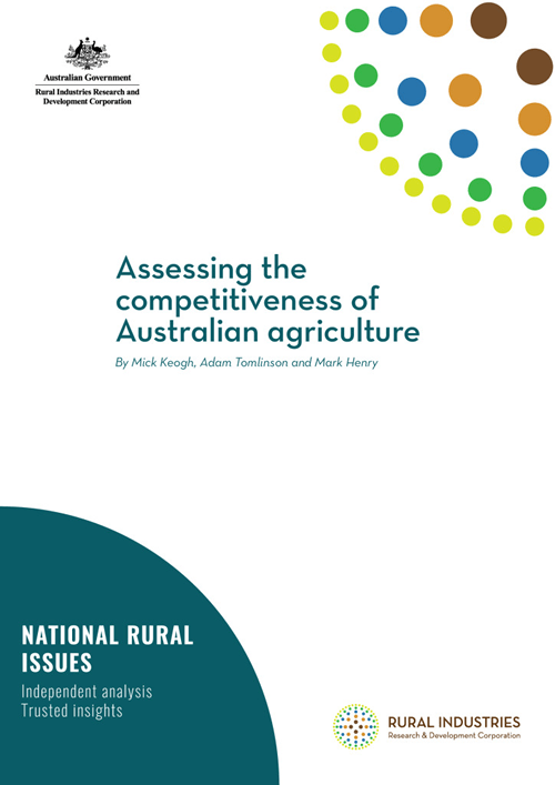 Assessing the Competitiveness of Australian Agriculture - image