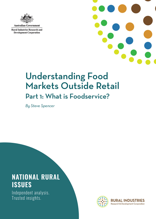 Understanding Food Markets Outside Retail - Part 1 - What is Foodservice? - image